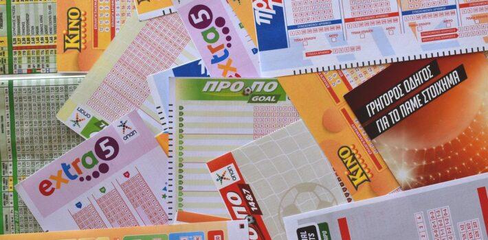 online lottery provider