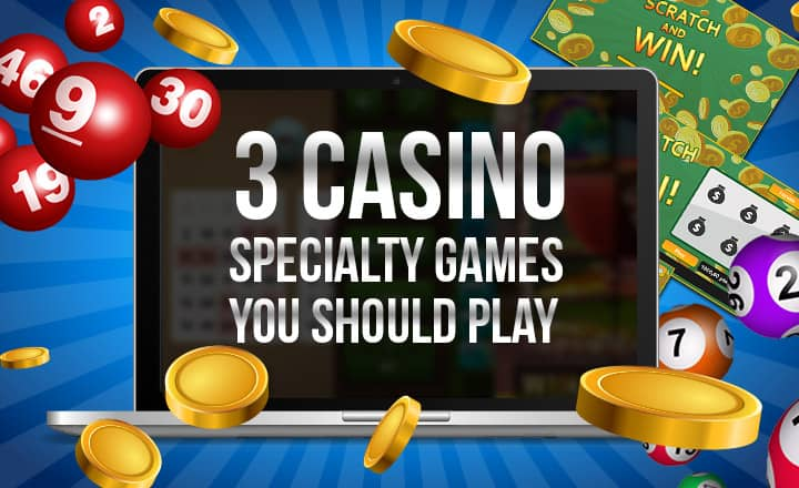 Specialty Games